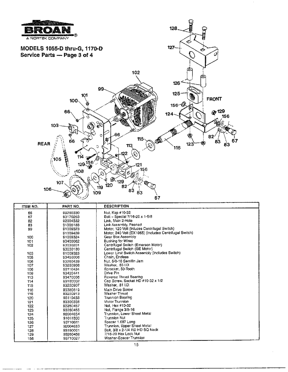 medium resolution of wiring diagram broan 154b