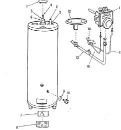 whirlpool hot water heater part diagram [ 1224 x 1584 Pixel ]