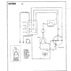 Air Conditioner Wiring Diagram Lucas Dr2 Wiper Motor Window Hvac Unit Refrigerator