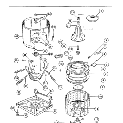 Frigidaire Front Load Washer Parts Diagram Of The Outer Ear Affinity