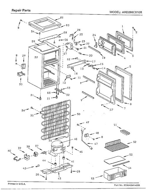 small resolution of mini fridge diagram manual e booksanyo absocold compact refrigerator parts model ard298cb10rsanyo absocold compact refrigerator compact