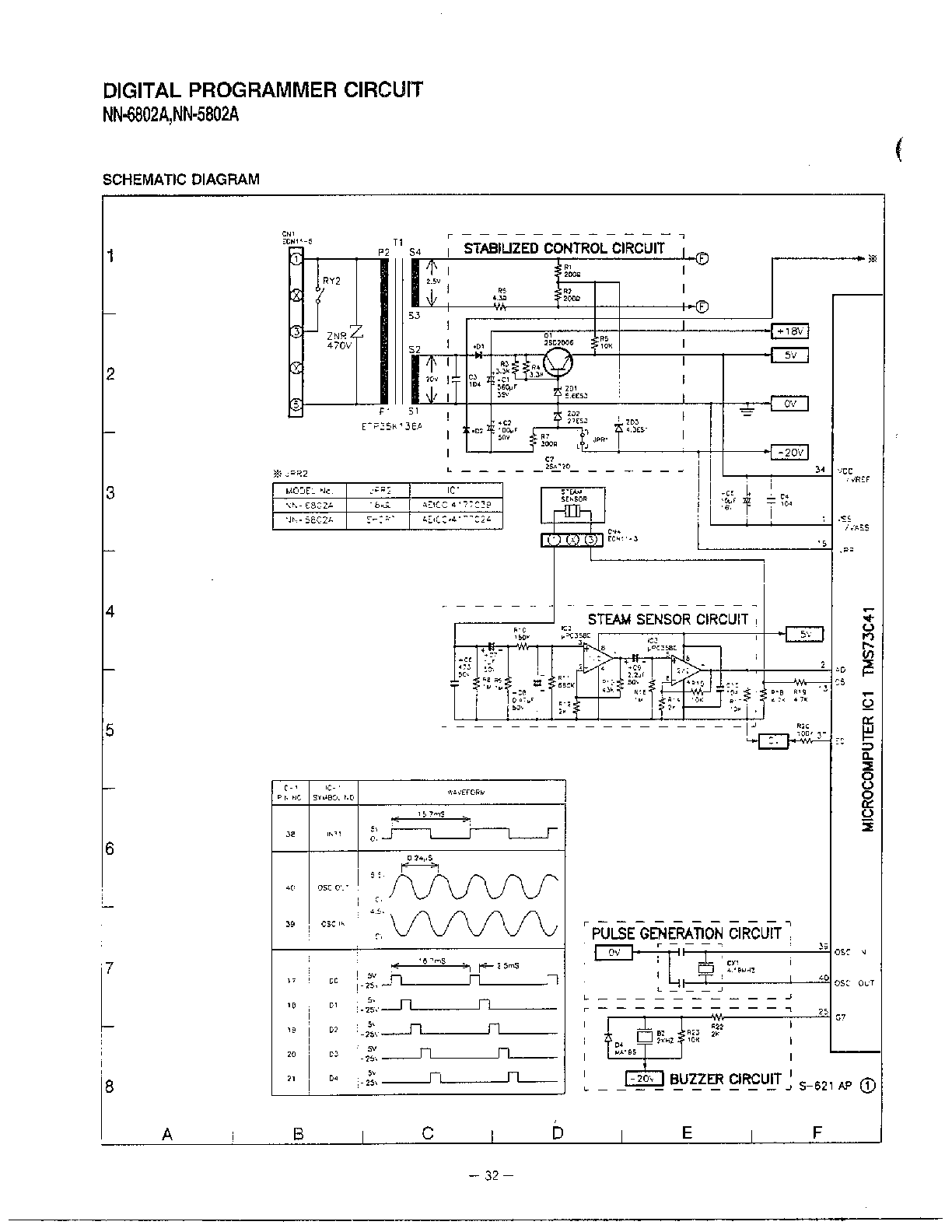 schematic wiring whirlpool lec6646aq2