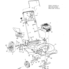 Mtd Lawn Mower Parts Diagram Stx38 Wiring Model 3709403 Sears Partsdirect