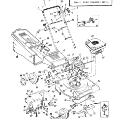 Mtd Lawn Mower Parts Diagram 2000 Harley Davidson Softail Wiring Model 37237a Sears Partsdirect