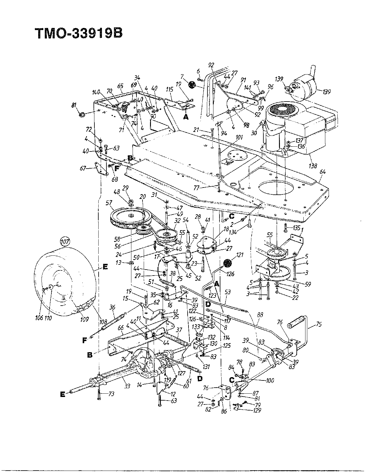 hight resolution of 138 014 mtd wiring diagram