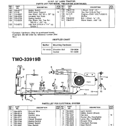 mtd 138 350 088 electrical system diagram [ 1224 x 1584 Pixel ]