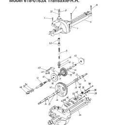 mtd rear axle diagram wiring diagram lyc mtd rear axle diagram [ 2040 x 2640 Pixel ]