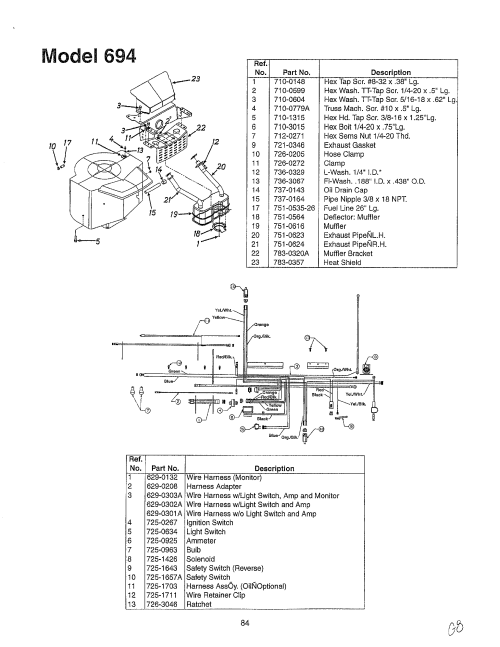small resolution of 138 014 mtd wiring diagram
