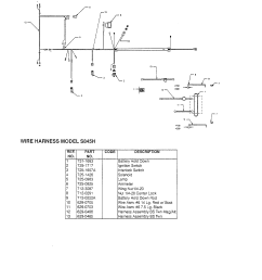 ammeter wiring diagram for mtd lawn tractor [ 2040 x 2640 Pixel ]