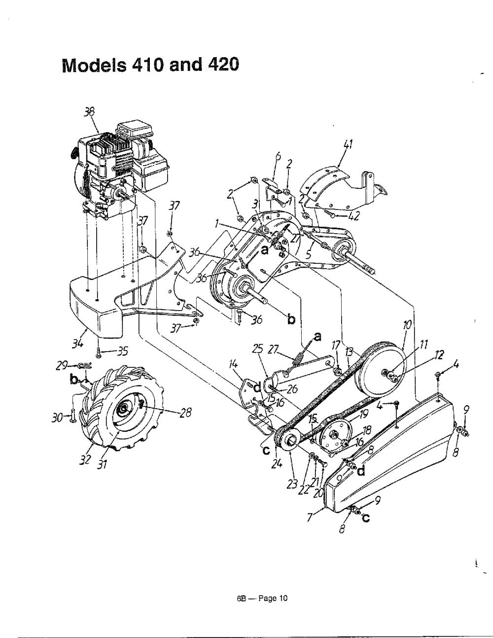 medium resolution of tiller wiring diagram schema wiring diagram tiller wiring diagram source troy bilt