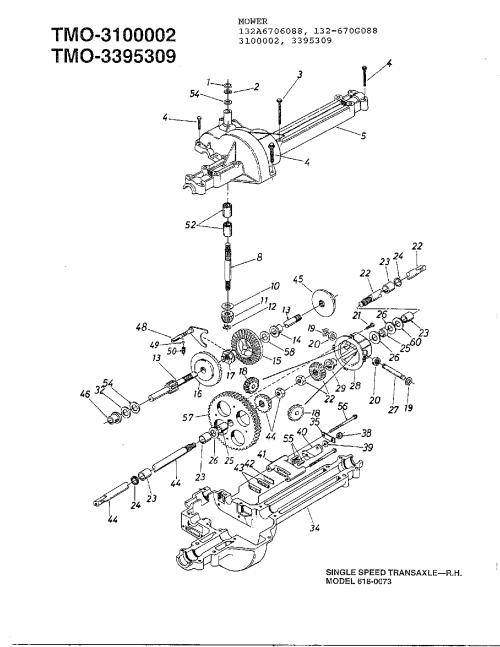 small resolution of mtd transmission diagram