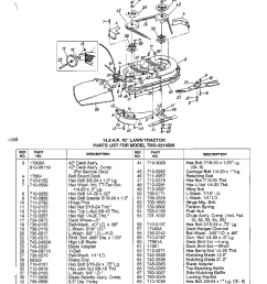 mtd model 3214509 lawn tractor genuine parts rh searspartsdirect com murray riding lawn mower parts manual [ 1224 x 1584 Pixel ]