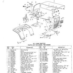 Mtd Wiring Diagram Meyer Truck Lite Free Riding Lawn Mower