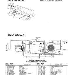 looking for mtd model 33944a front engine lawn tractor repairmtd 33944a 12 5 hp 42 wiring diagram [ 1224 x 1584 Pixel ]