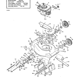 murray 37352a rear bagger diagram [ 1224 x 1584 Pixel ]