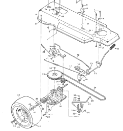 murray 40601a motion drive diagram [ 1224 x 1584 Pixel ]