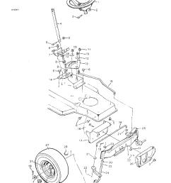 murray 40601a steering diagram [ 1224 x 1584 Pixel ]