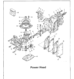 schematic for mercury outboard motor [ 1224 x 1584 Pixel ]