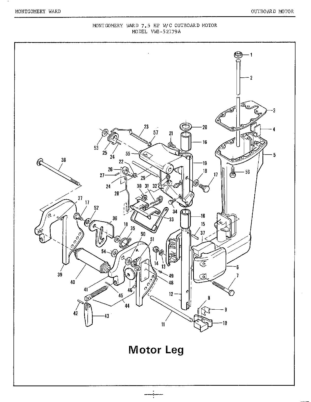 20 Hp Mercury Outboard Repair Manual