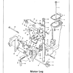 Johnson Outboard Motor Parts Diagram V8043e1012 Wiring Motors Mercury Impremedia