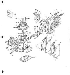 mercury 52179e outboard motor power head page 2 diagram [ 1224 x 1584 Pixel ]