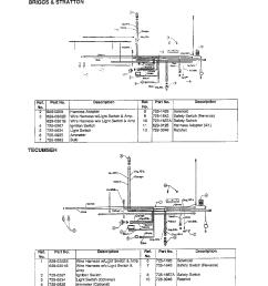mtd 690 thru 699 electrical twin cylinder tecumseh diagram [ 1224 x 1584 Pixel ]