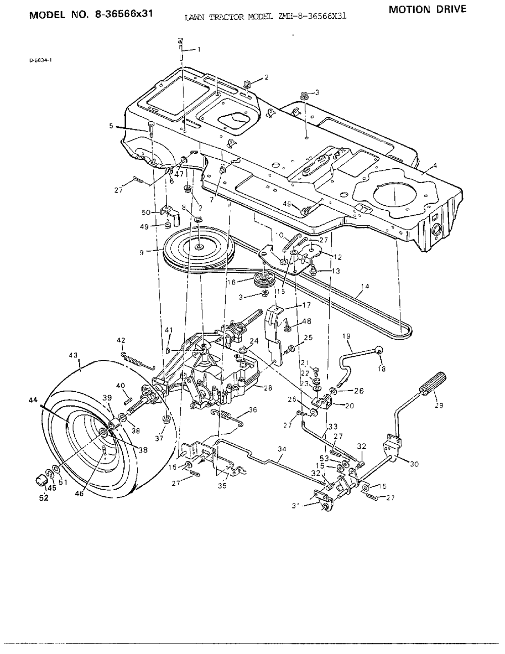 medium resolution of wiring diagram for murray riding lawn mower