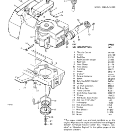 murray 8 36568 engine mount diagram [ 1224 x 1584 Pixel ]