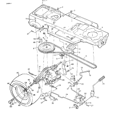 murray 8 36568 motion drive diagram [ 1224 x 1584 Pixel ]