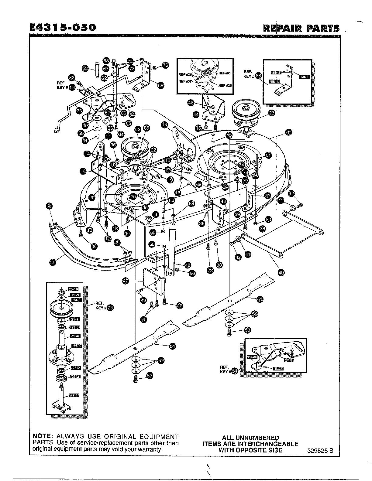 Noma Garden Tractor Wiring Diagram