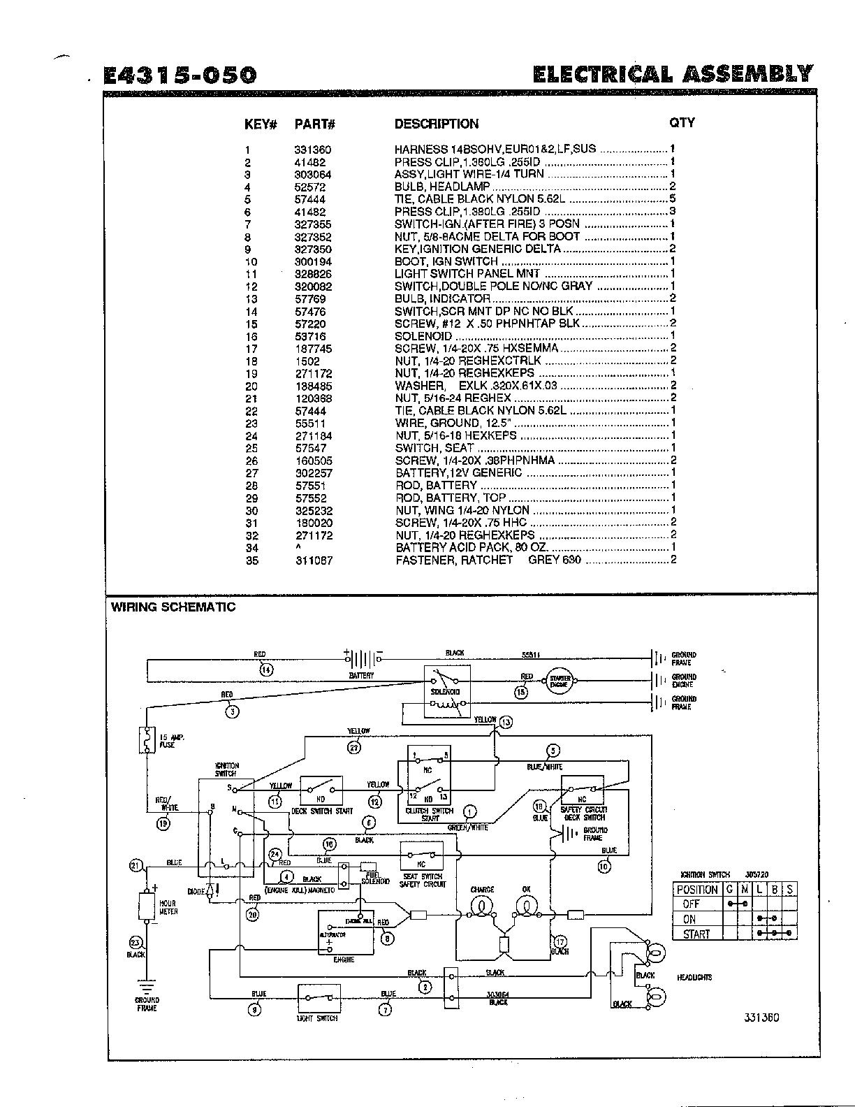 john deere 4x2 gator wiring diagram 2006 vw jetta 625i 36