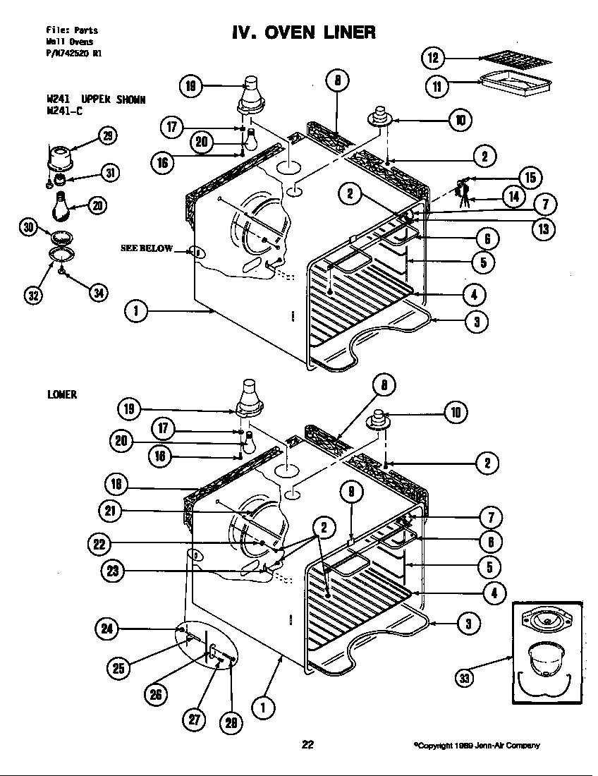Jenn Air Appliance Parts Diagram, Jenn, Free Engine Image