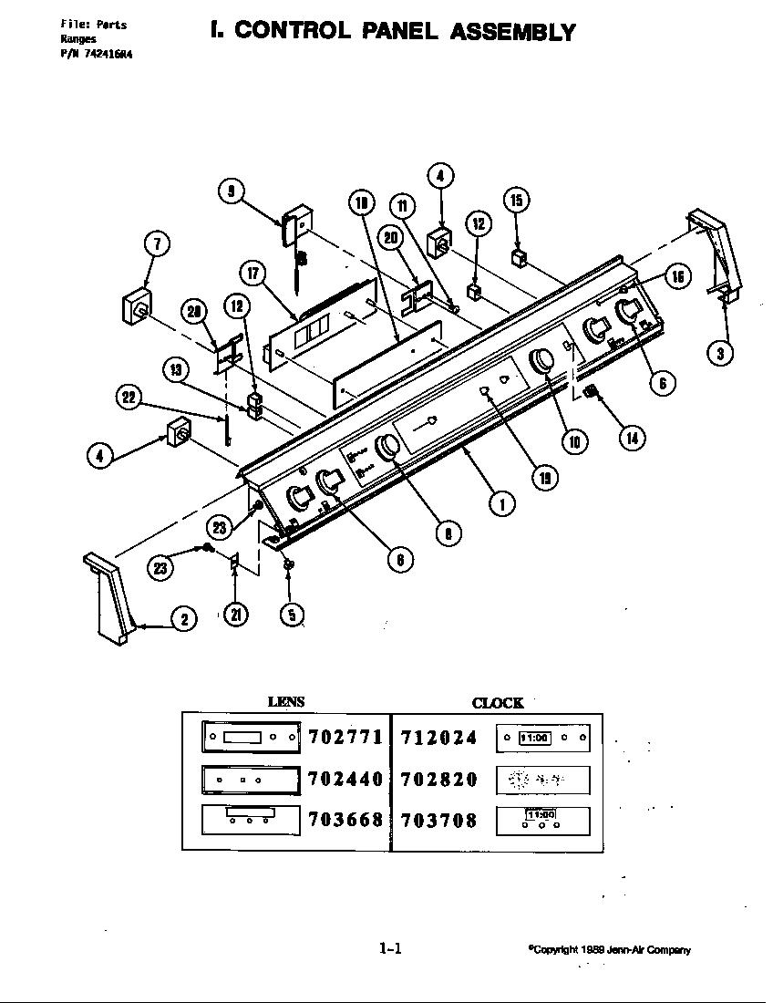 wiring information diagram and parts list for jennair rangeparts wiring diagram go [ 848 x 1100 Pixel ]