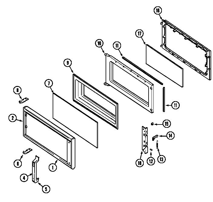 Maytag Microwave Parts List