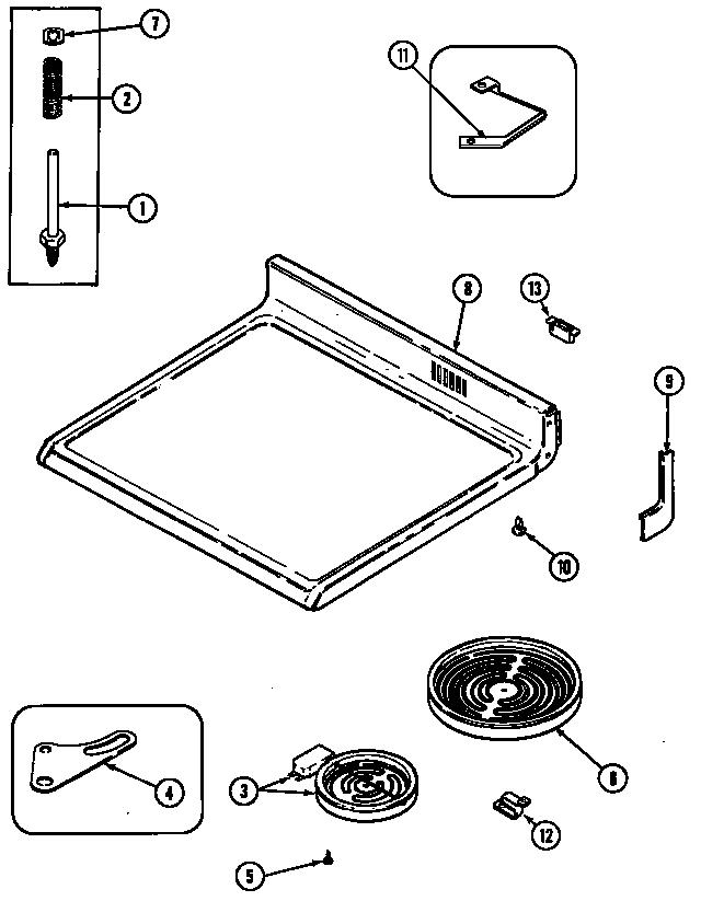 Stoves: Maytag Stove Parts