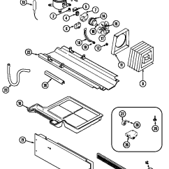 Jenn Air Refrigerator Parts Diagram Jayco Battery Wiring Images