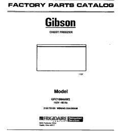 gibson freezer wire diagram [ 864 x 1104 Pixel ]