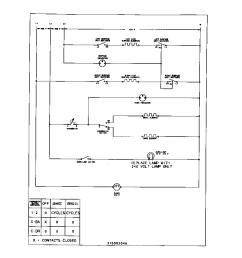 kelvinator model cd302vp3w02 free standing electric genuine parts ge refrigerator wiring circuit diagram kelvinator refrigerator wiring diagram [ 864 x 1104 Pixel ]