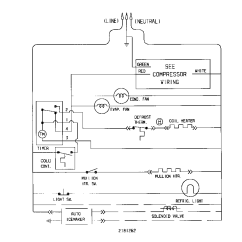 Refrigerator Wiring Diagram Whirlpool Bighawks Keyless Entry Ice Maker Get Free Image About Repair Best Library
