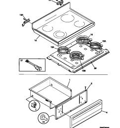 tappan electric stove parts general troubleshooting diagram general troubleshooting schematic [ 864 x 1104 Pixel ]