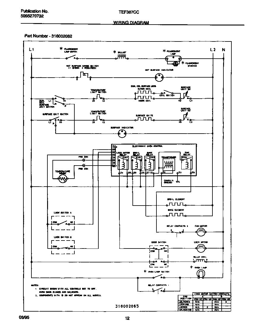 medium resolution of photos of electric oven wiring