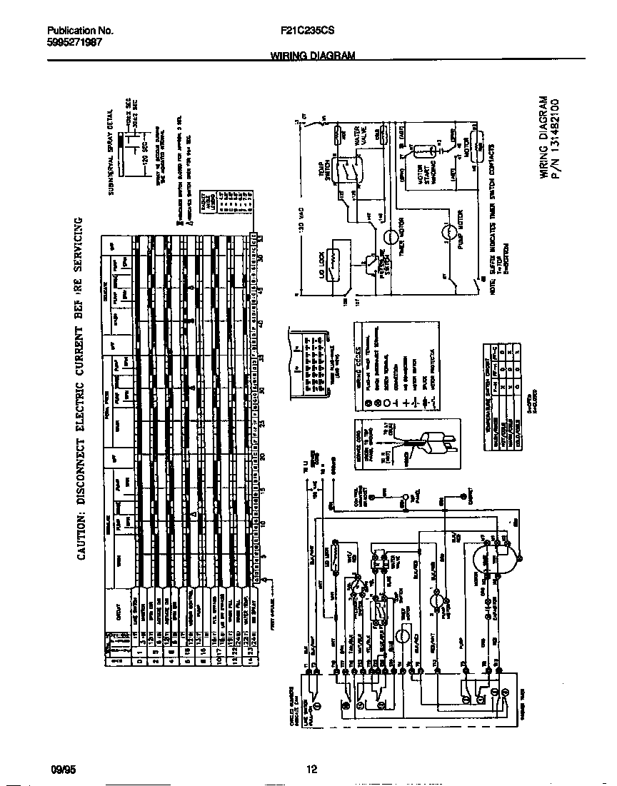 Wiring Diagram For Ge Washer Motor