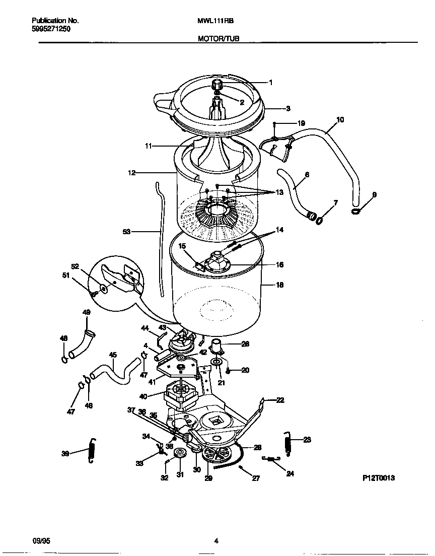 Frigidaire Parts Diagrams, Frigidaire, Free Engine Image