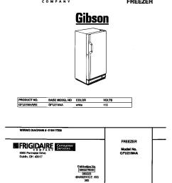 gibson freezer wiring diagram [ 864 x 1103 Pixel ]