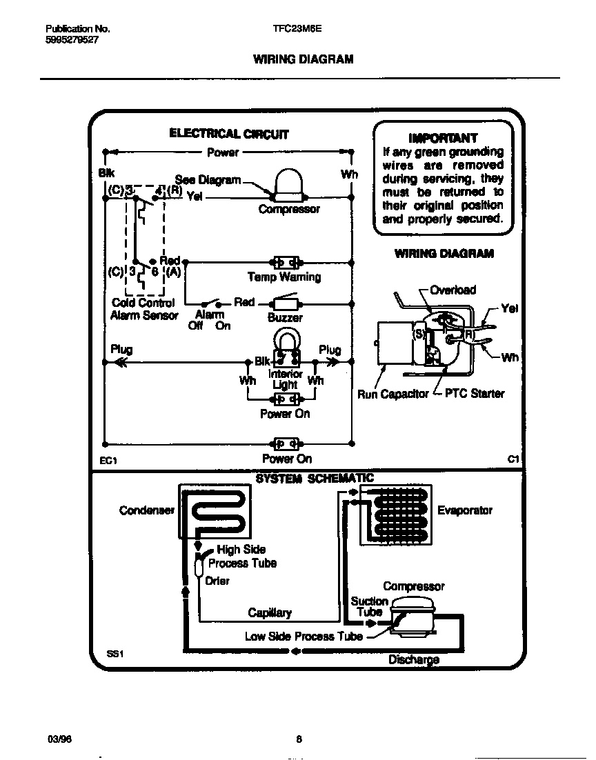 medium resolution of kenmore freezer wiring diagram wiring library rh 4 evitta de commercial freezer wiring schematic walk in freezer wiring schematic
