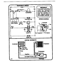 kenmore chest freezer wiring diagram [ 864 x 1104 Pixel ]