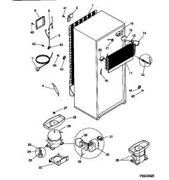frigidaire refrigerator compressor wiring diagram simple wiring schema rh 36 aspire atlantis de embraco compressor start capacitor wiring 3 in 1  [ 864 x 1103 Pixel ]