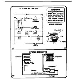 looking for universal multiflex frigidaire model mfu12m2bw4universal multiflex frigidaire mfu12m2bw4 wiring diagram [ 848 x 1100 Pixel ]