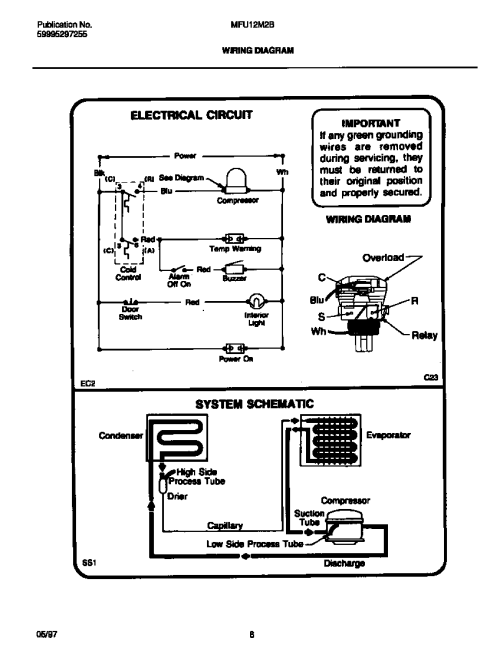small resolution of kenmore upright freezer wiring diagram wiring diagrams rh 14 treatchildtrauma de kenmore elite refrigerator wiring diagram compressor relay wiring diagram