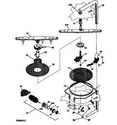 frigidaire fdb421rfr3 motor pump diagram [ 848 x 1100 Pixel ]